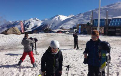 Séjour au ski jour 2